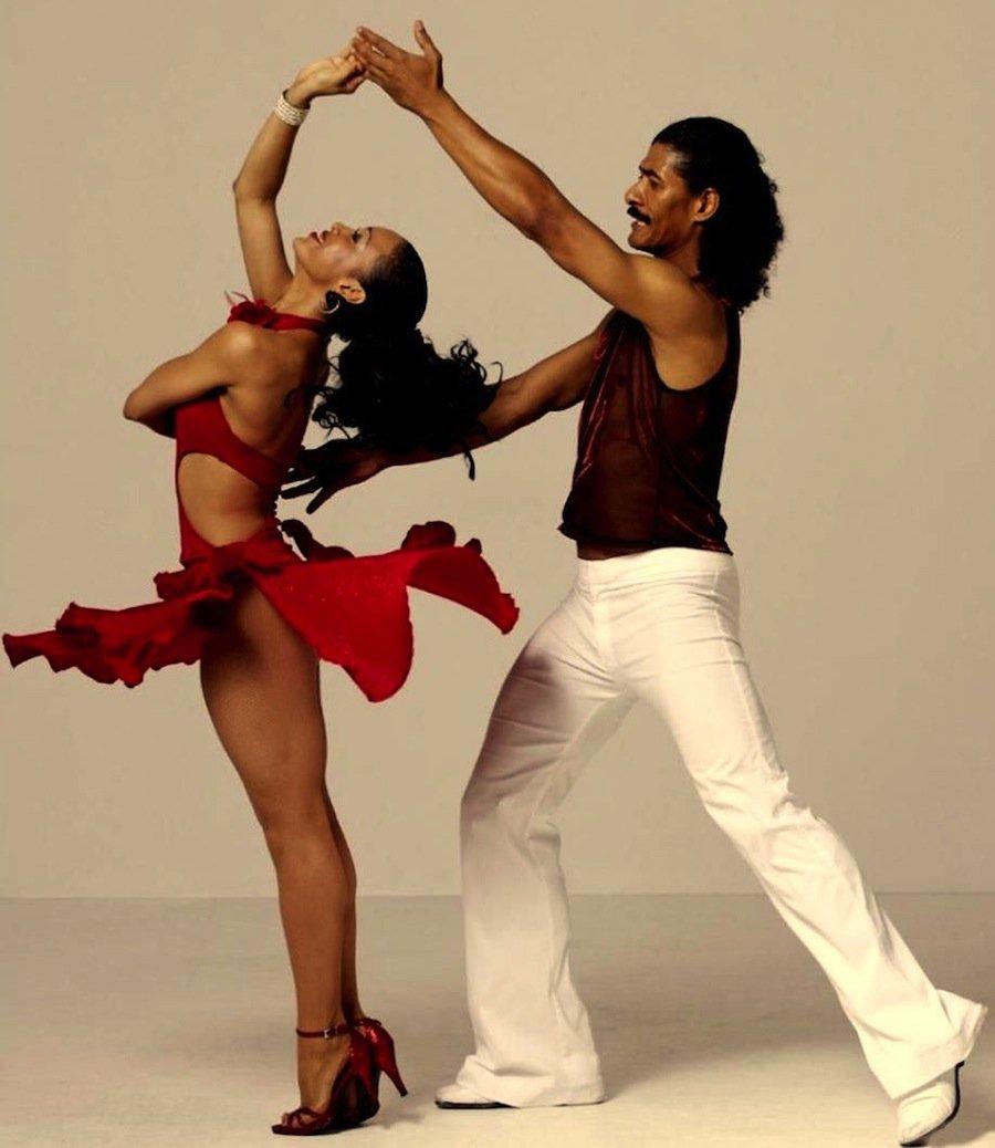 как называется африканский эротический танцы