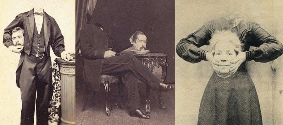 11 любопытных примеров художественно-обработанных фото, сделанных задолго до изобретения Фотошопа