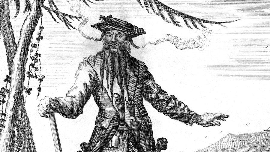 Истории о Чёрной Бороде