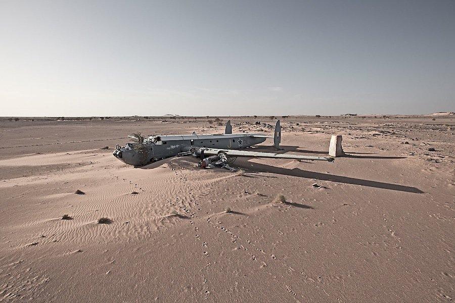 7 потрясающих фотографий авиакатастроф, в которых... все выжили
