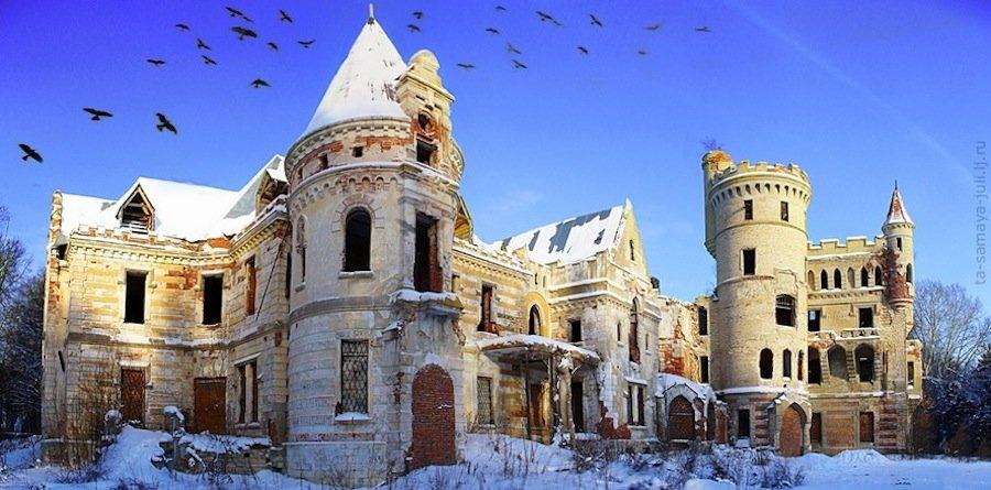 7 найдивовижніших занедбаних замків, куди ми мріємо потрапити