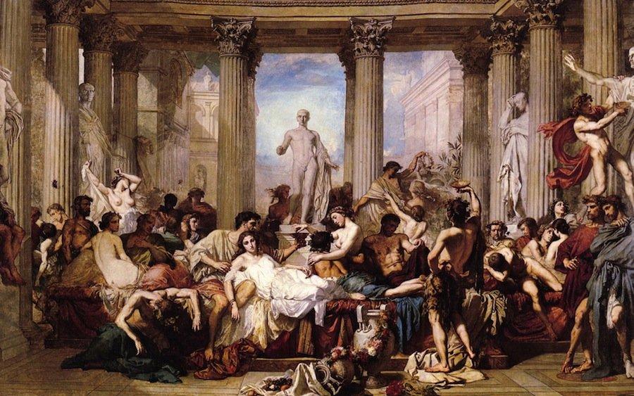 Сэкс ролики про древний рим 3 фотография