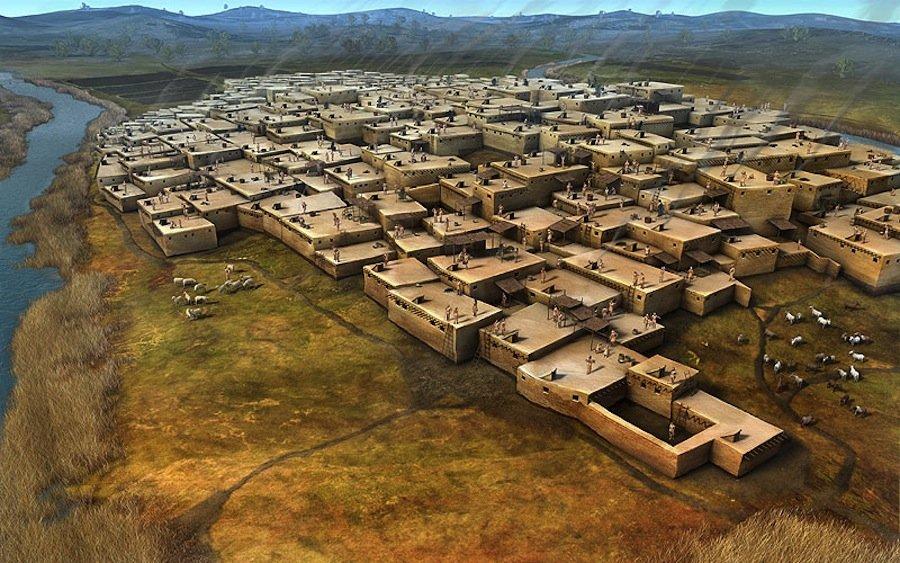 8 дивовижних зруйнованих міст, які залишаються загадкою донині