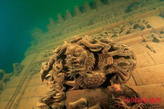 12 колись величних міст, нині поглинених морем