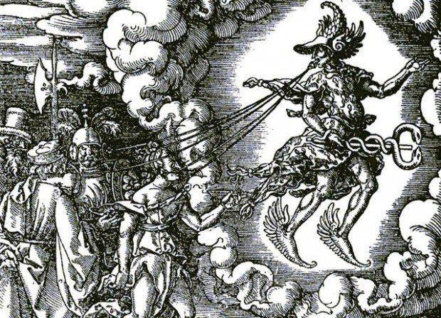 Проводники в загробный мир. 10 мифических психопомпов