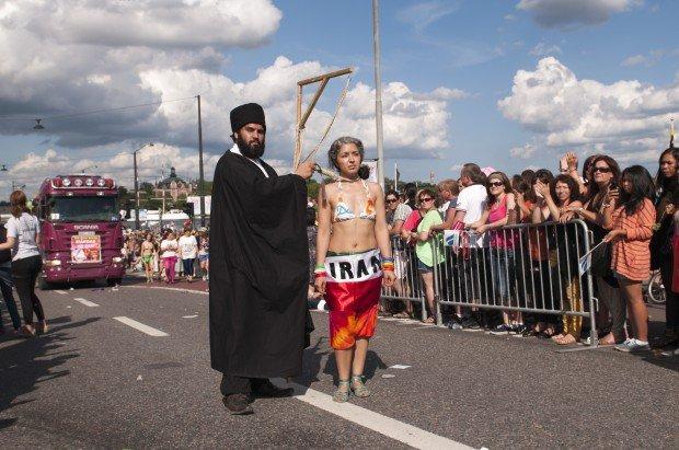 За гомосексуализм срок не более пяти лет