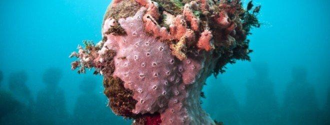 «Музей под водой»: скульптуры на дне океана