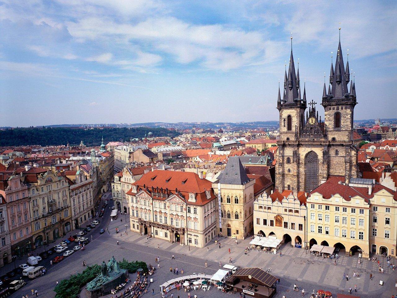 Отдых в Праге с ребенком