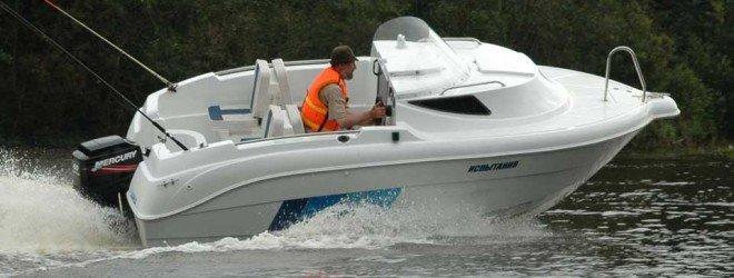 Быстроходный катер — то, что нужно для отдыха на море