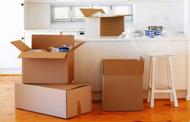 Как работает профессиональная служба переезда