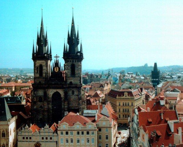 Уникальные достопримечательности Праги