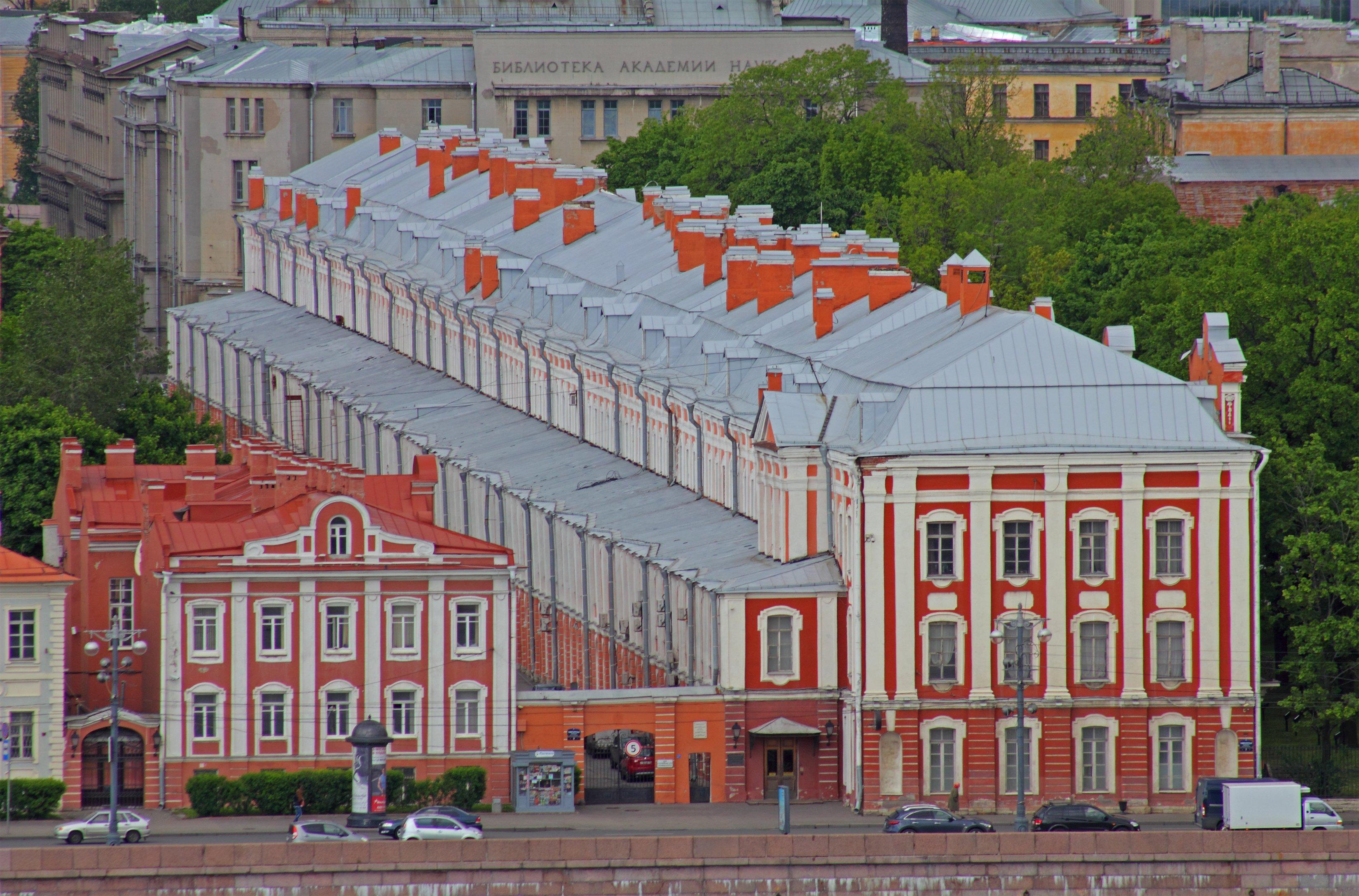 18 высших российских учебных заведений в рейтинге лучших вузов мира