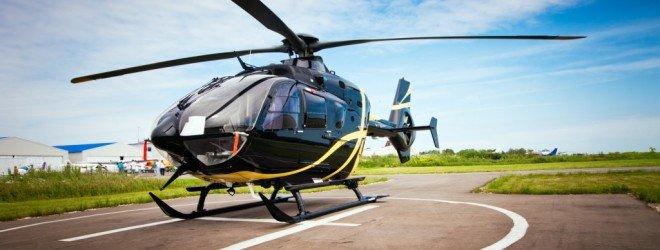 Ближе к небу или обзорная экскурсия на вертолете