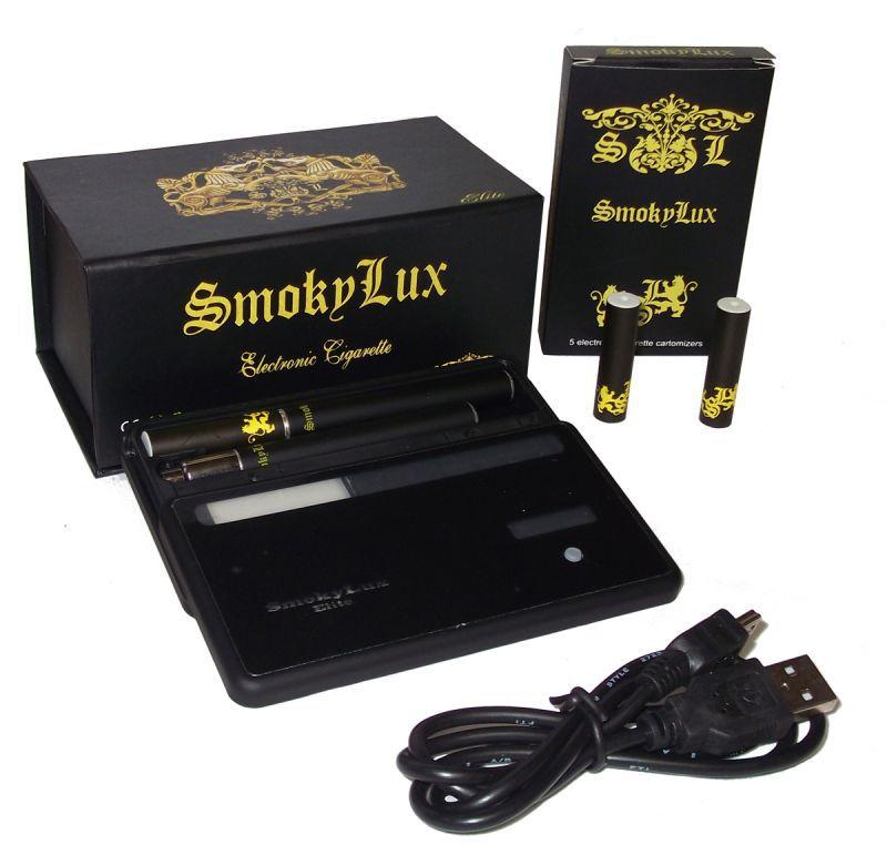 Обзор электронных сигарет Smokylux