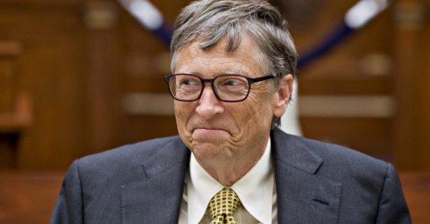 Билл Гейтс / © www.mashable.com