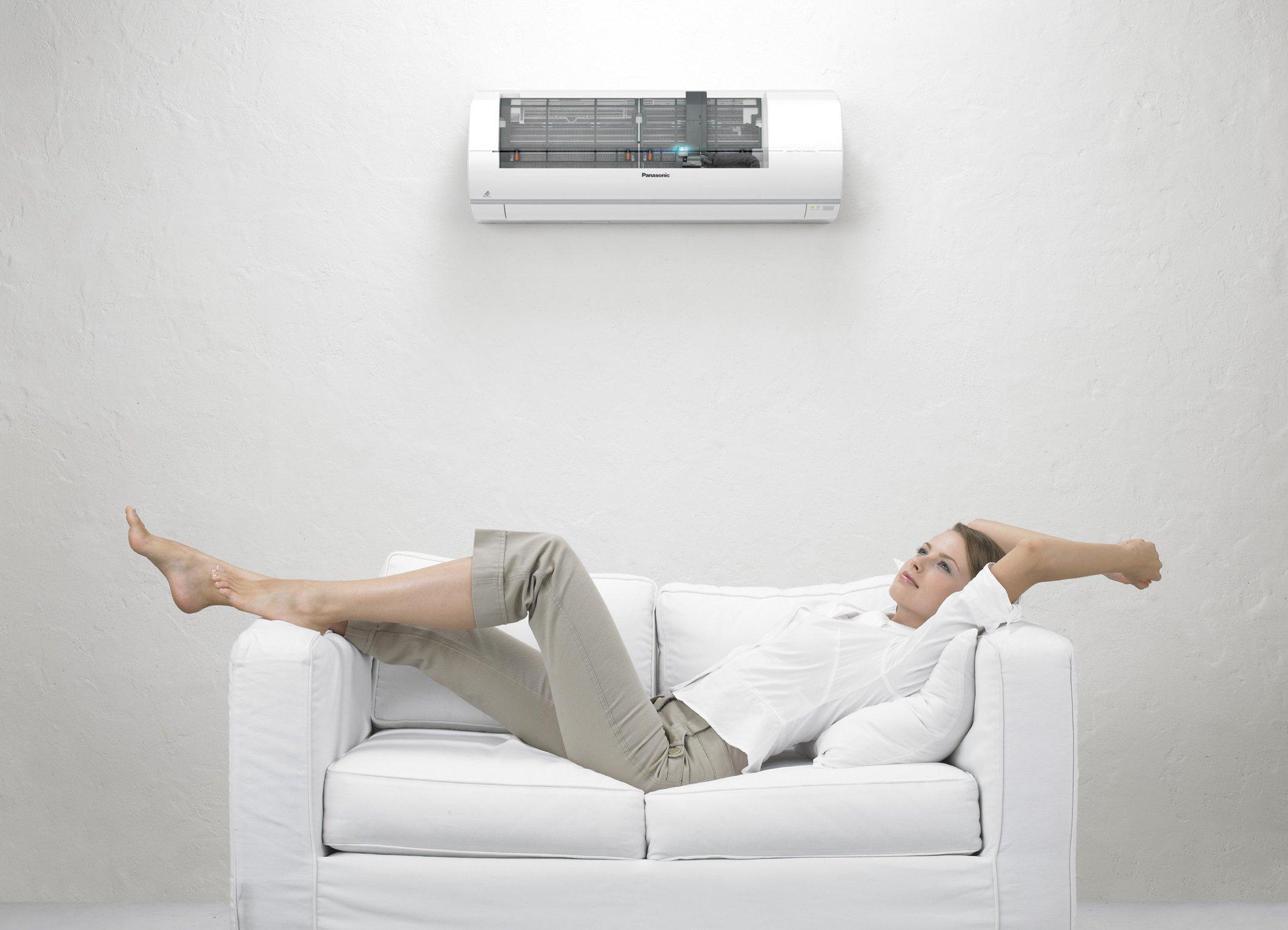 Дизайн дома и установка кондиционера