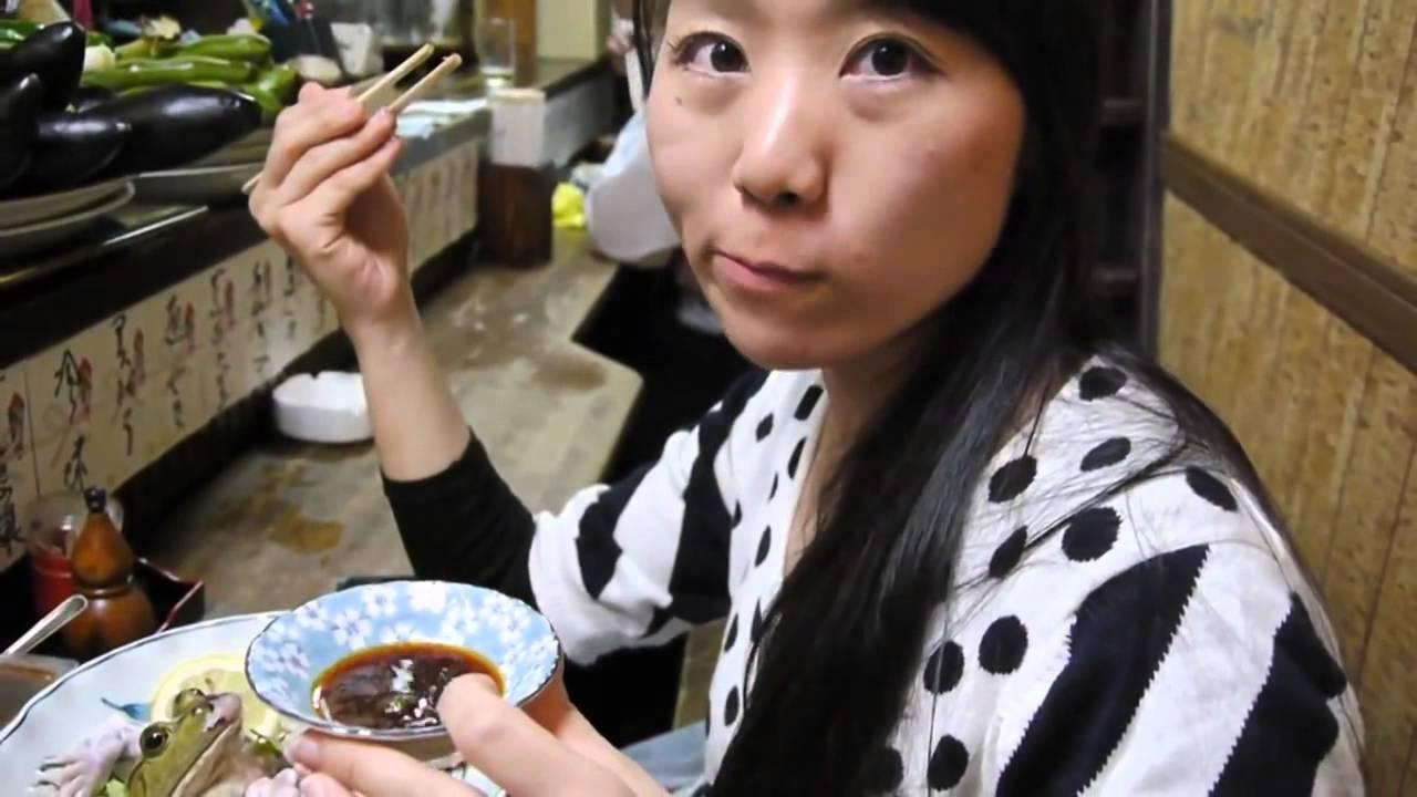 Пьяная японка не может 10 фотография