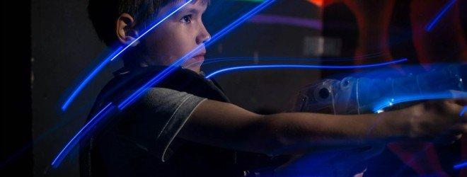 Лазерный пейнтбол в Москве