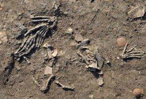 Страшные археологические открытия