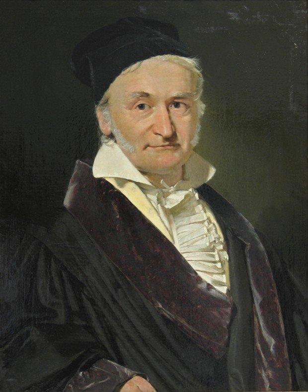 Карл Фридрих Гаусс / © Wikimedia
