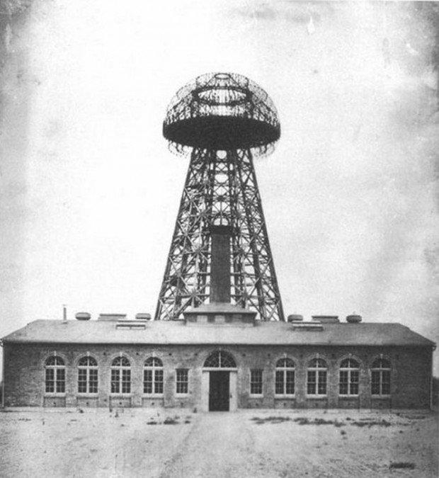 Башня Ворденклиф / © veniamin-smel.livejournal.com