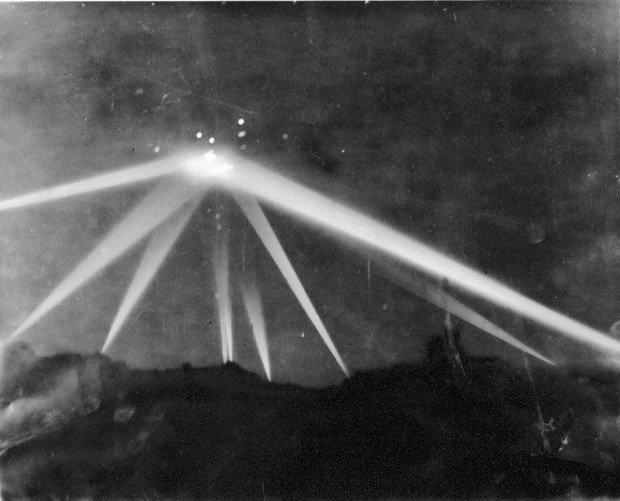 Фотографии НЛО, сделанные задолго до появления Фотошопа