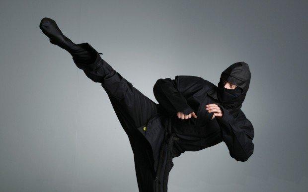 10 настоящих секретных приёмов ниндзя