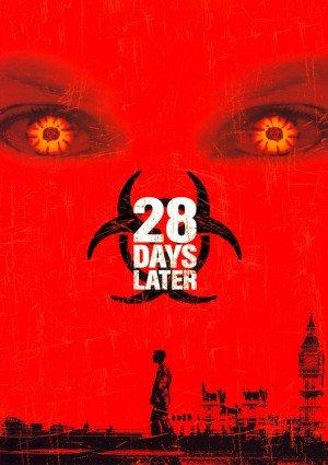 Постер «28 дней спустя»
