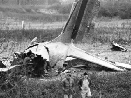 Избежал смерти в авиакатастрофе, но попал под колеса пьяного водителя