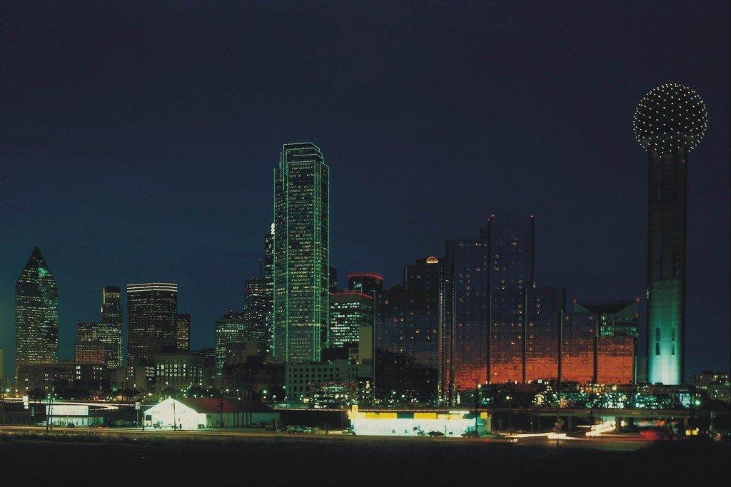 Reunion Tower в Далласе