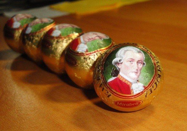 Конфеты «Моцарткугель»