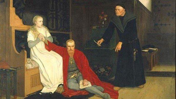 Катарина Монсдоттер, королева Швеции