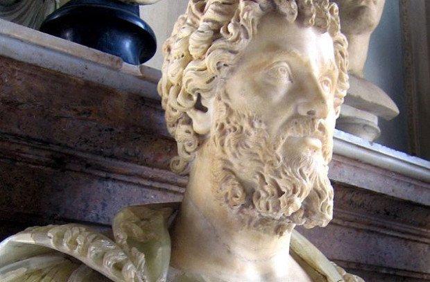 Скульптура Септимия Севера