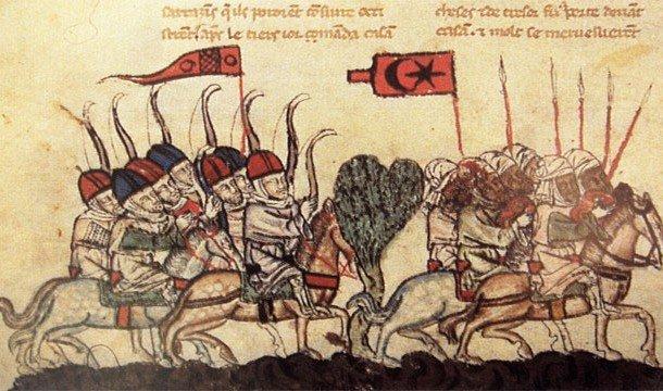 Монгольская армия времен Чингисхана