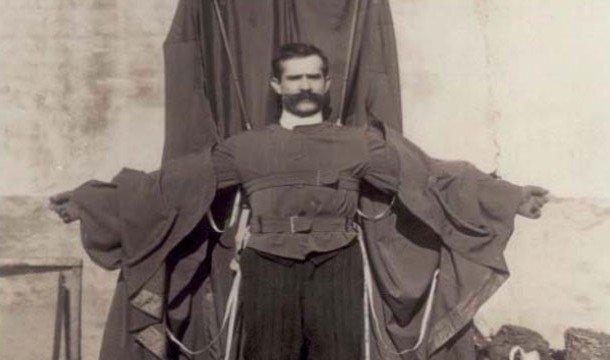 Франц Райхельт, австрийский портной