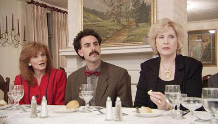 Люди за столом