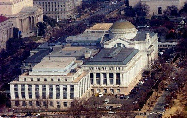 Здание национального музея  американской истории, Вашингтон