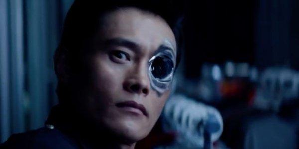Ли Бён Хон в роли злодея