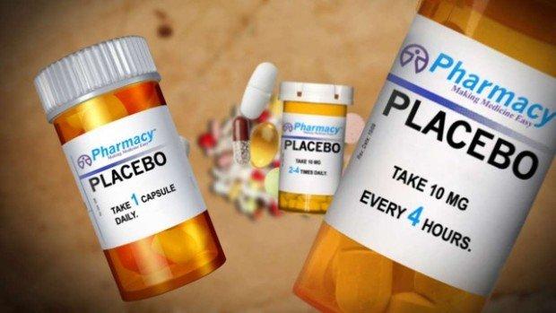 Плацебо в разных упаковках
