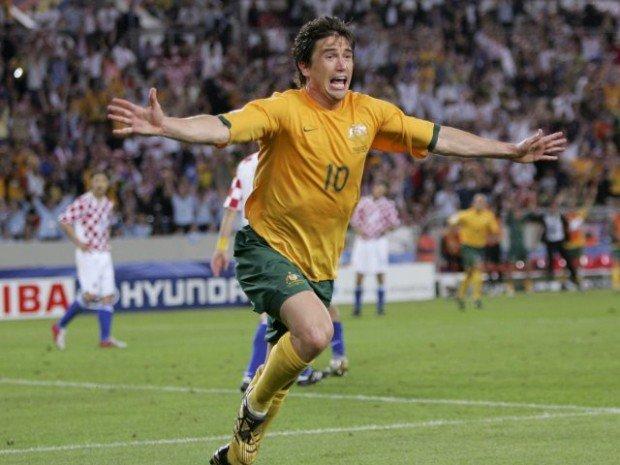 Австралия - Хорватия, ЧМ-2006 (групповой этап)