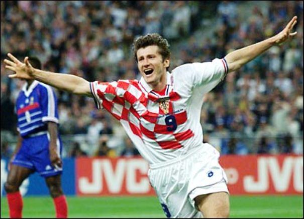 Франция-Хорватия, ЧМ-1998 (полуфинал)