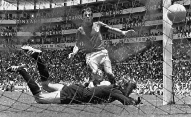 ФРГ-Англия, ЧМ-1970 (1/4 финала)