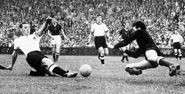 ФРГ-Венгрия, ЧМ-1954 (финал)