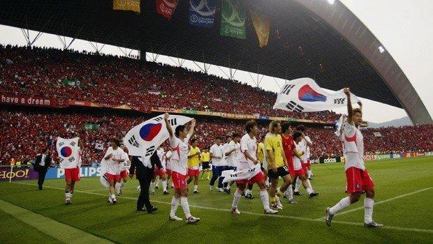 Южная Корея-Италия, ЧМ-2002 (1/8 финала)
