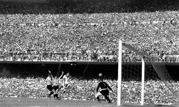 Уругвай-Бразилия ЧМ-1950 (финальная группа)