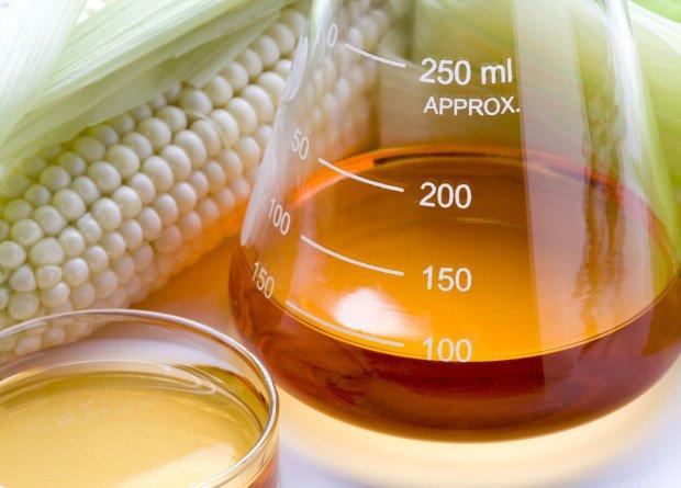 Высокофруктозный кукурузный сироп