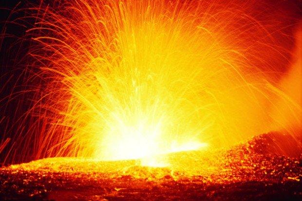 Отчёт о природном явлении – 3,5 тысячи лет