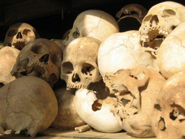 Первая в истории жертва убийства – 43 тысячи лет