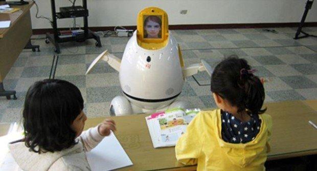 Робот-учитель