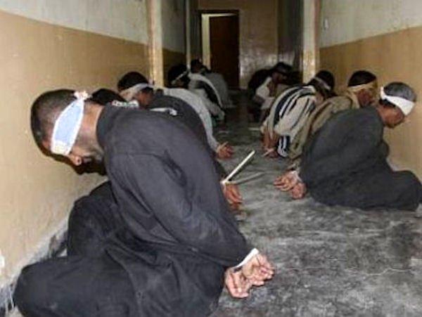 Tadmor Prison, Сирия